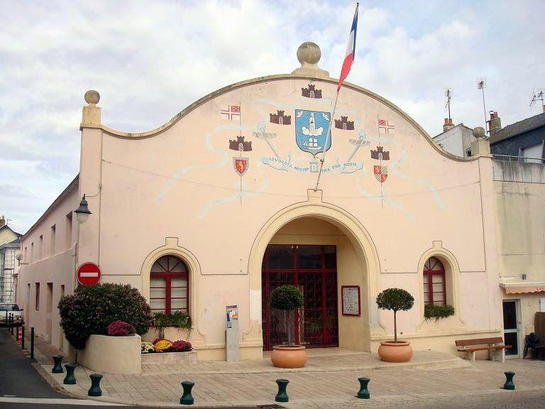 Mairie annexe des Sables d'Olonne