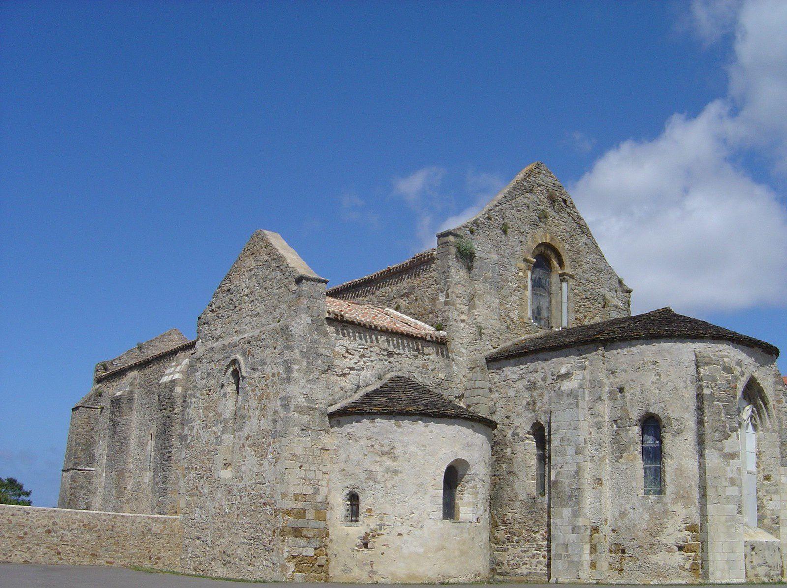 L'Église romane de Saint Jean D'Orbestier