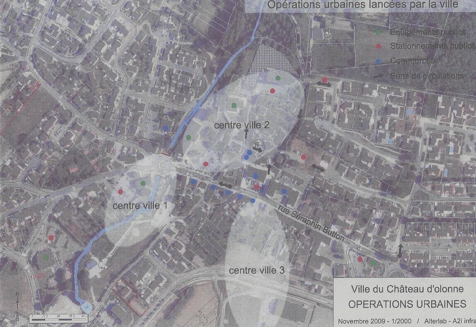 Une étude abandonnée en 2009