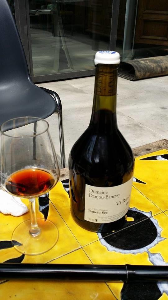 &quot&#x3B;2 minutes 20 pour un vin&quot&#x3B;2 dégustez le rancio sec Danjou/Banessy 1965 avec Romain Margueritte