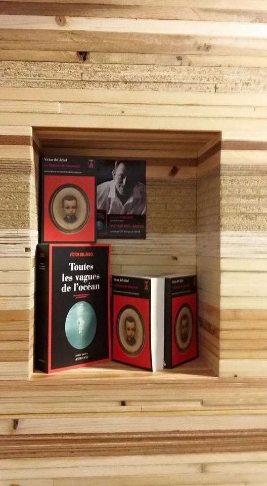 L'écrivain Victor del Arbol croit au destin! Interview par Nicolas Caudeville