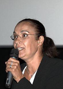 La réalisatrice et scénariste Fabienne Godet
