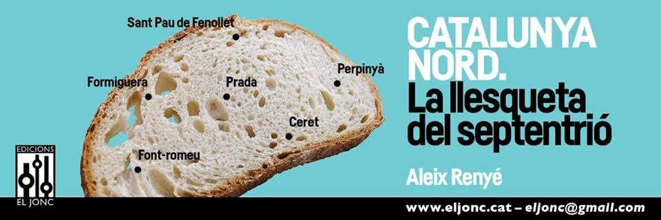 Perpignan: le journaliste et écrivain Aleix Renyé se paye une tranche de Catalogne Nord à la librairie catalane! interview par Nicolas Caudeville
