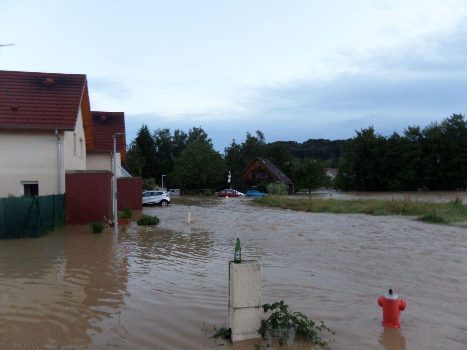 Inondations du 25 juin 2016