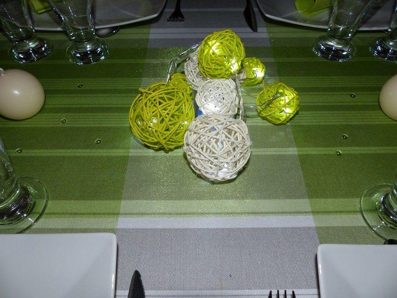 ...Ma table parfaite...