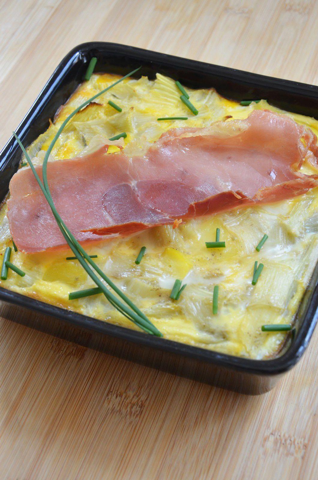 Gratin de fenouil pommes de terre et jambon serrano cuisine bien tre - Gratin de pomme de terre jambon ...