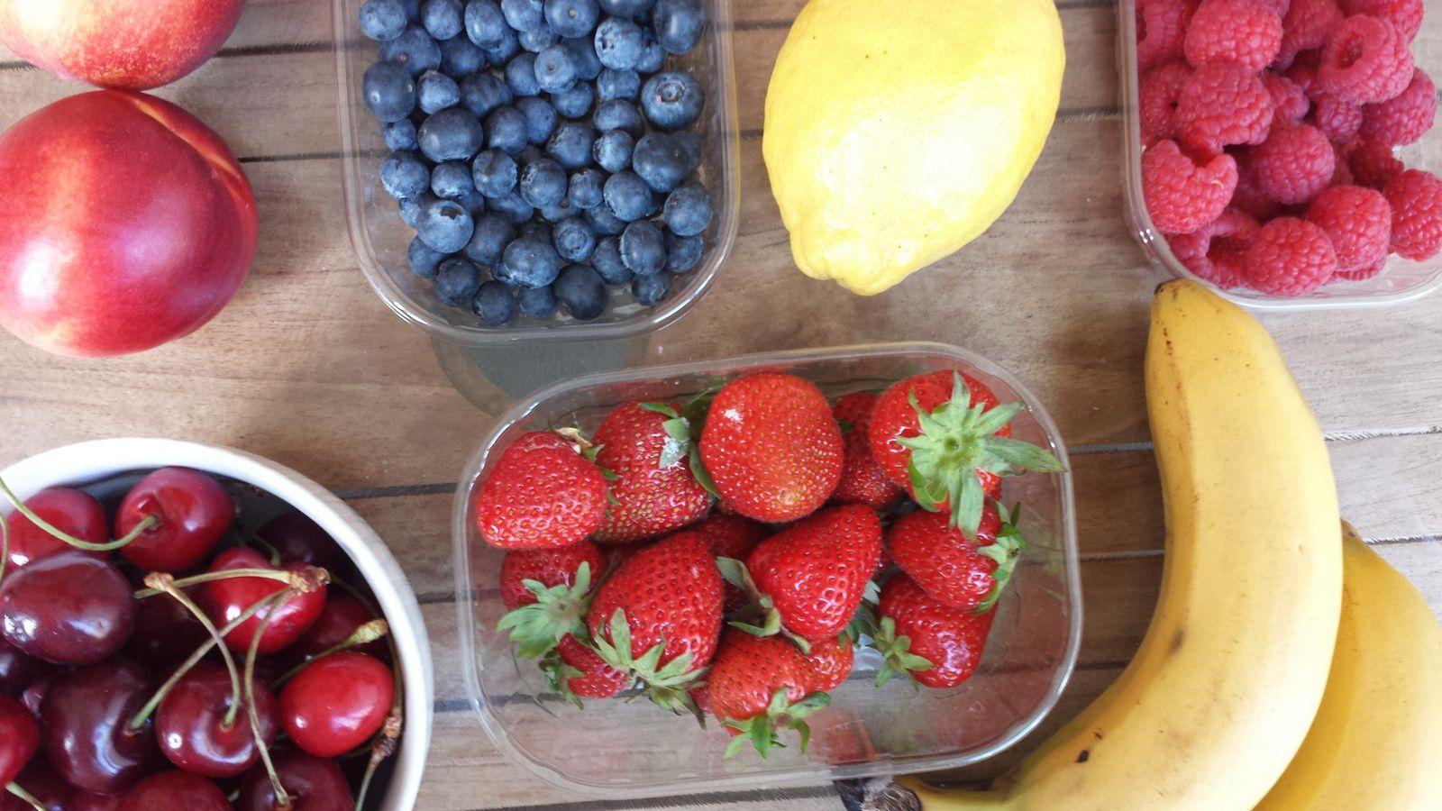 Miam ô Fruits, le petit déjeuner énergétique bio