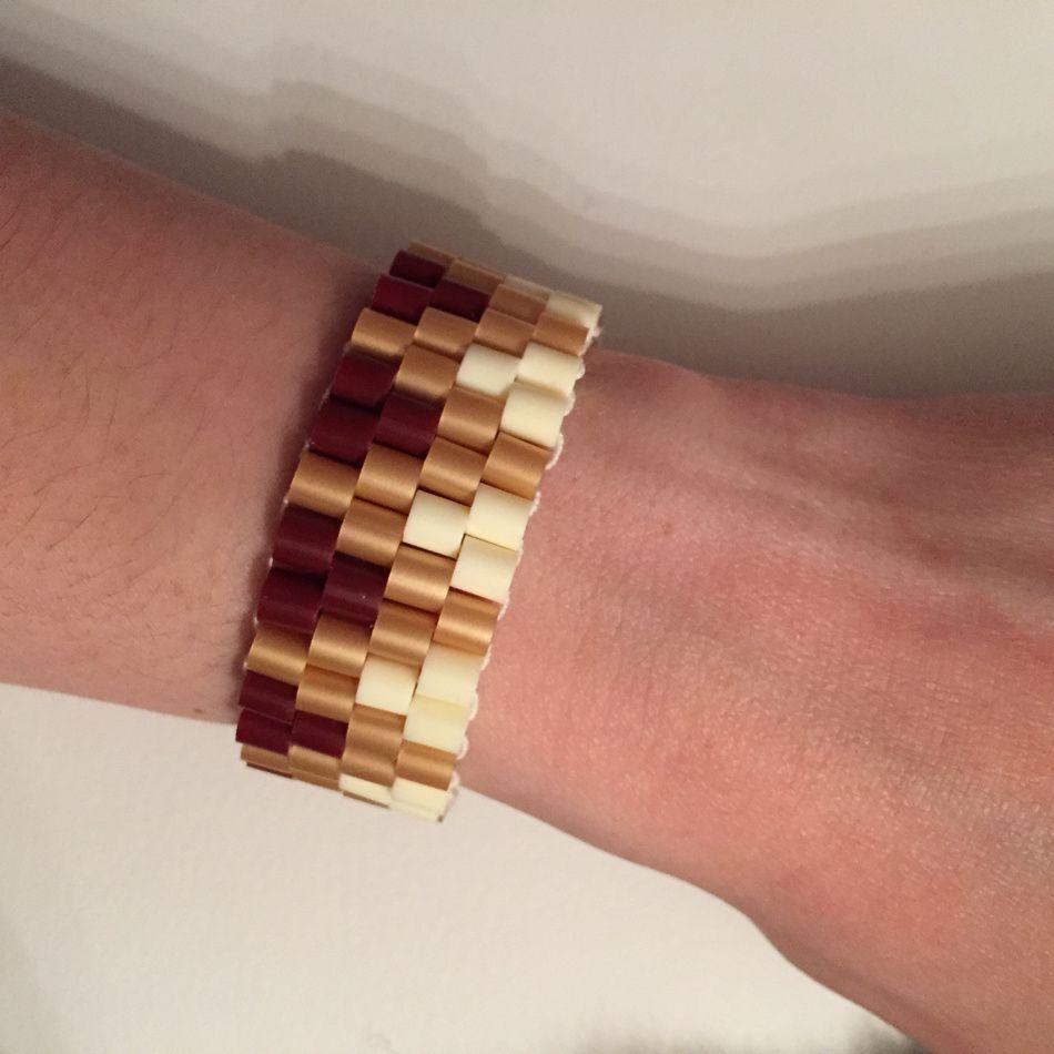 Petit bracelet vite fait
