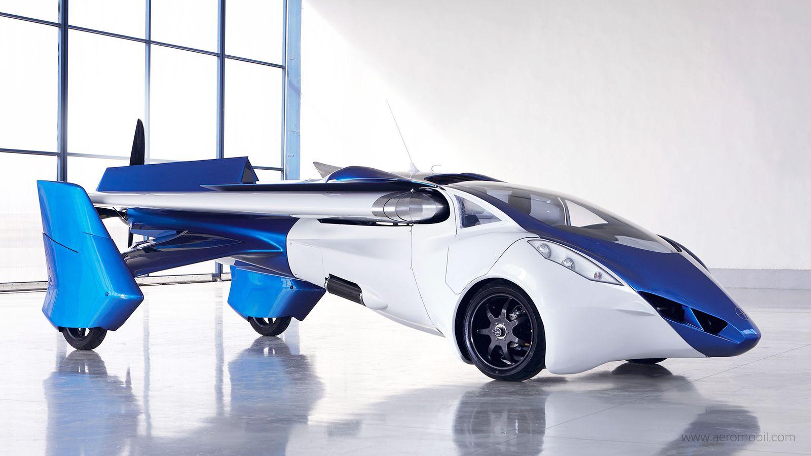 AeroMobil 3.0 : premier vol