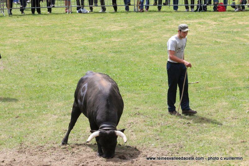 une journée de combats à Etroubles 31 juillet 2016 - 1ère partie