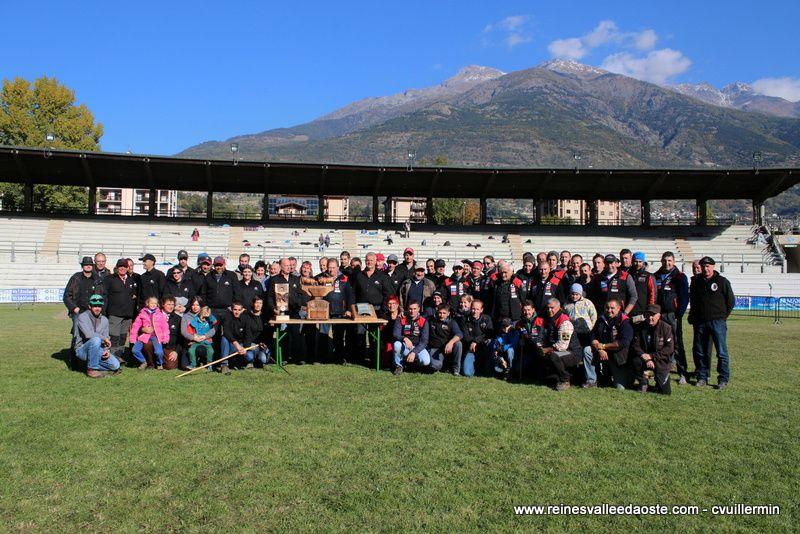 Espace Mont-Blanc 2016 - 1ère partie
