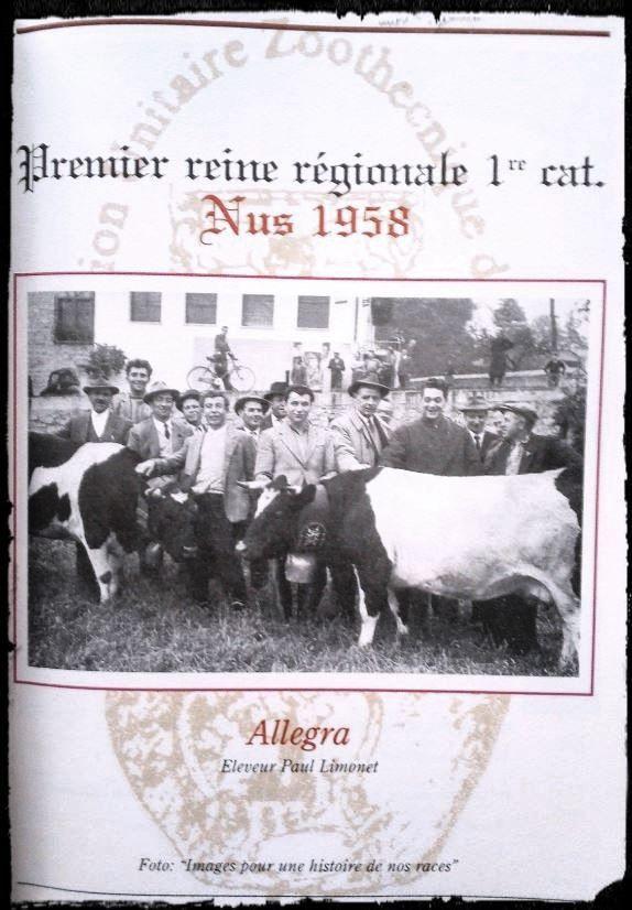 """Immagine  tratte dal libro : """" Quart avant tout l'agriculture - Souvenir d'un siècle"""""""