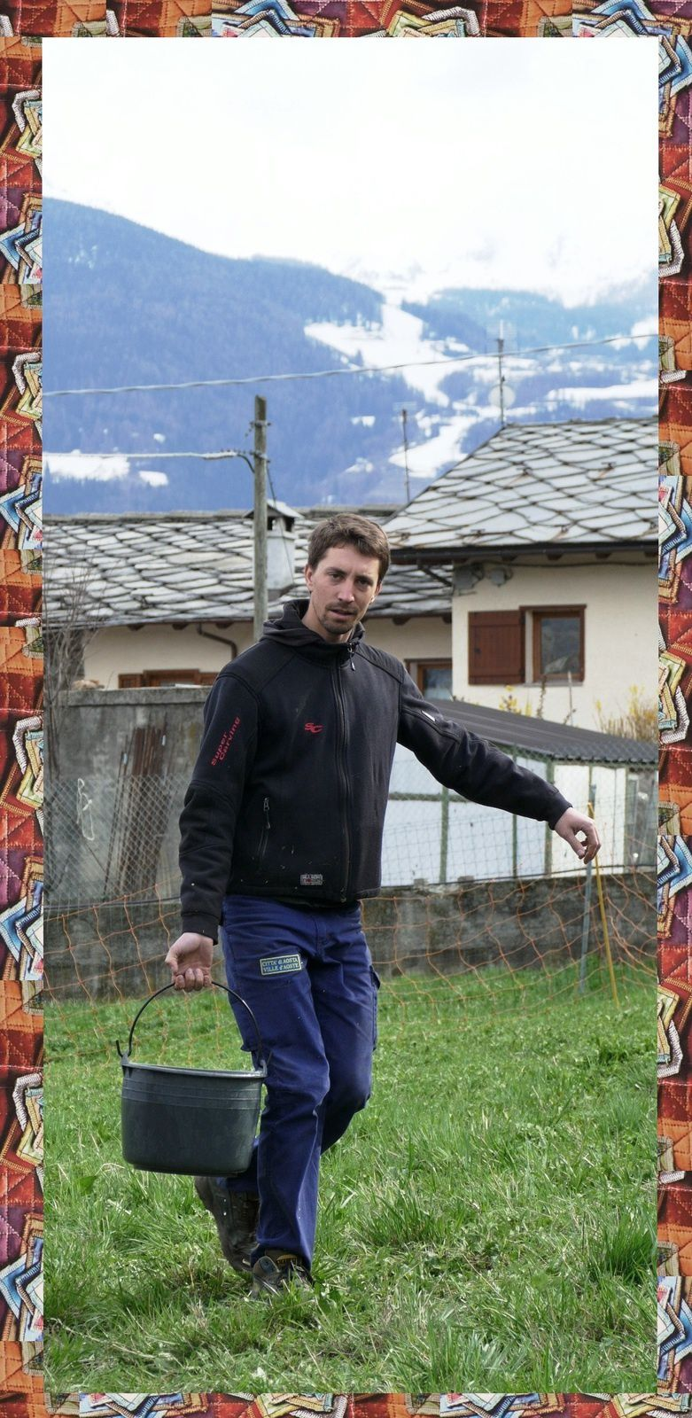 Reportage de Luca Castellan: Bataille des modzons. Arpuilles: Samedi 25 Mars 2017.