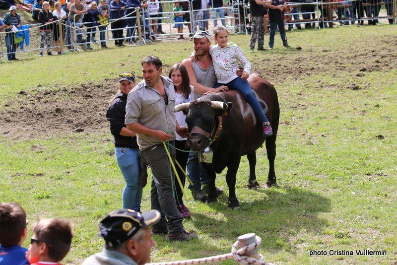 Batailles de Reines Breuil Cervinia 13 agosto 2017