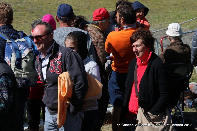 Une journée de combats - Petit Saint Bernard 2017