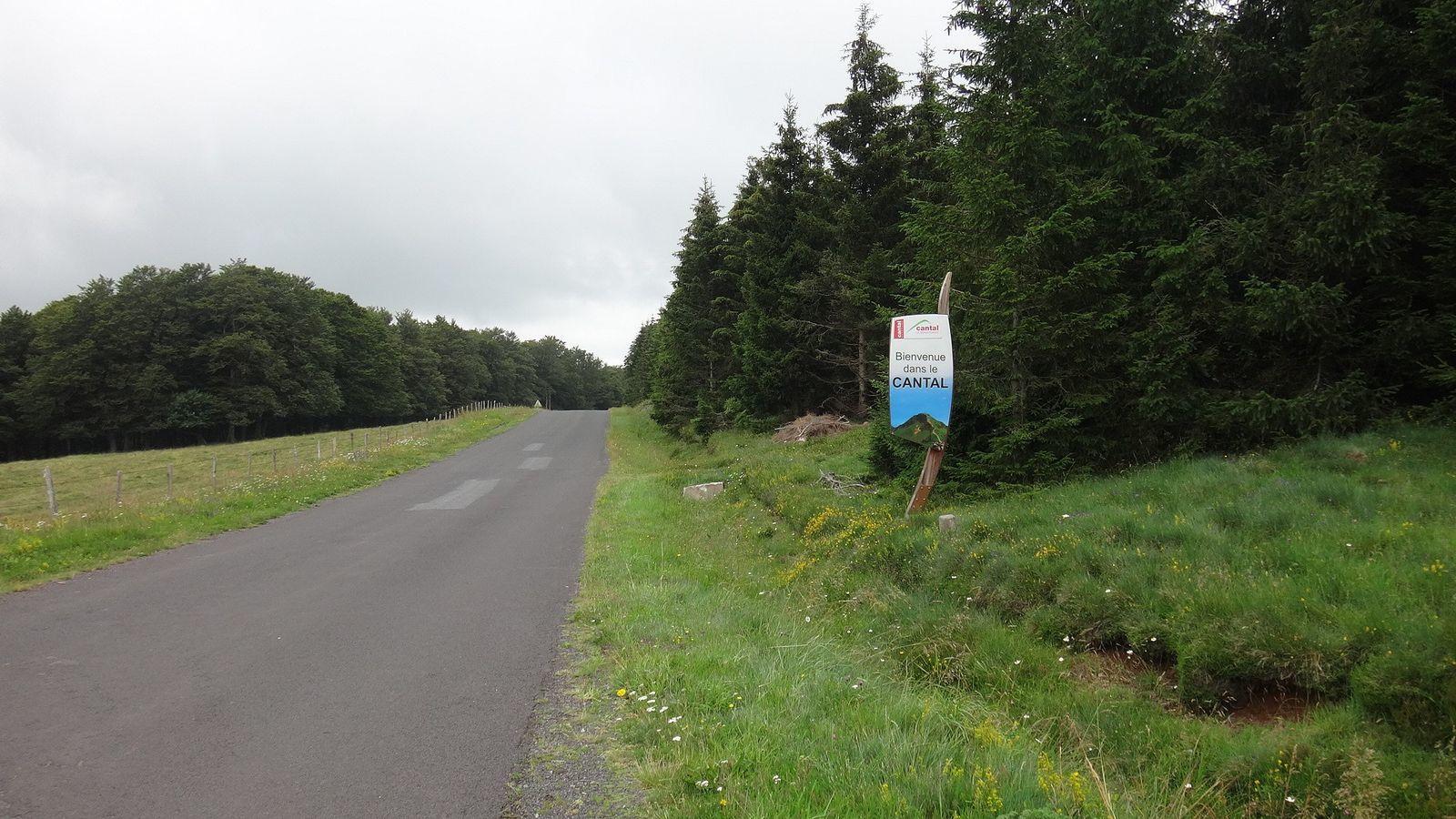 On revient dans le Cantal.