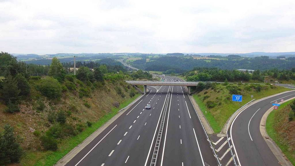 La plus belle autoroute de France et gratos.