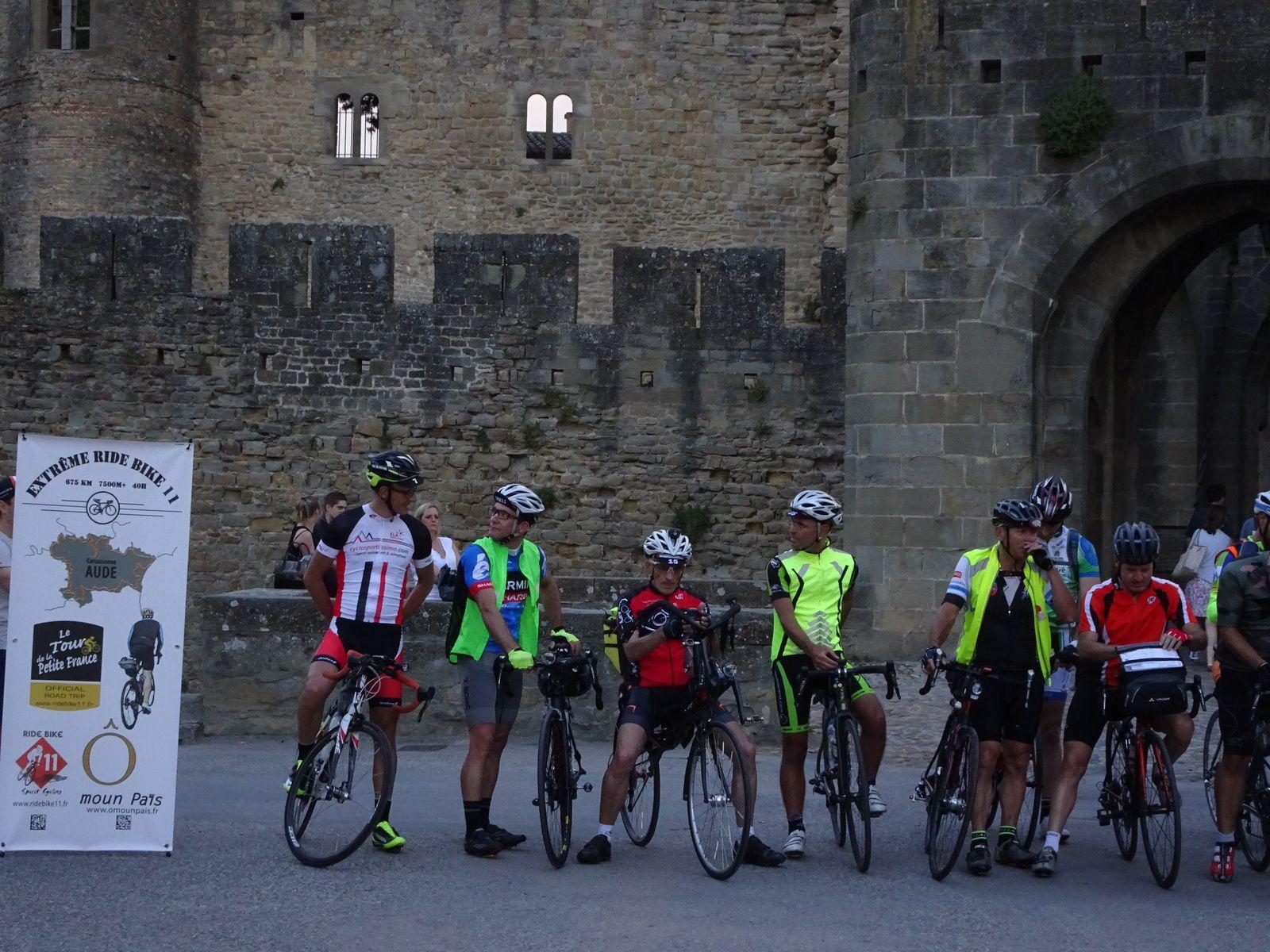 L'ERB11 à Carcassonne