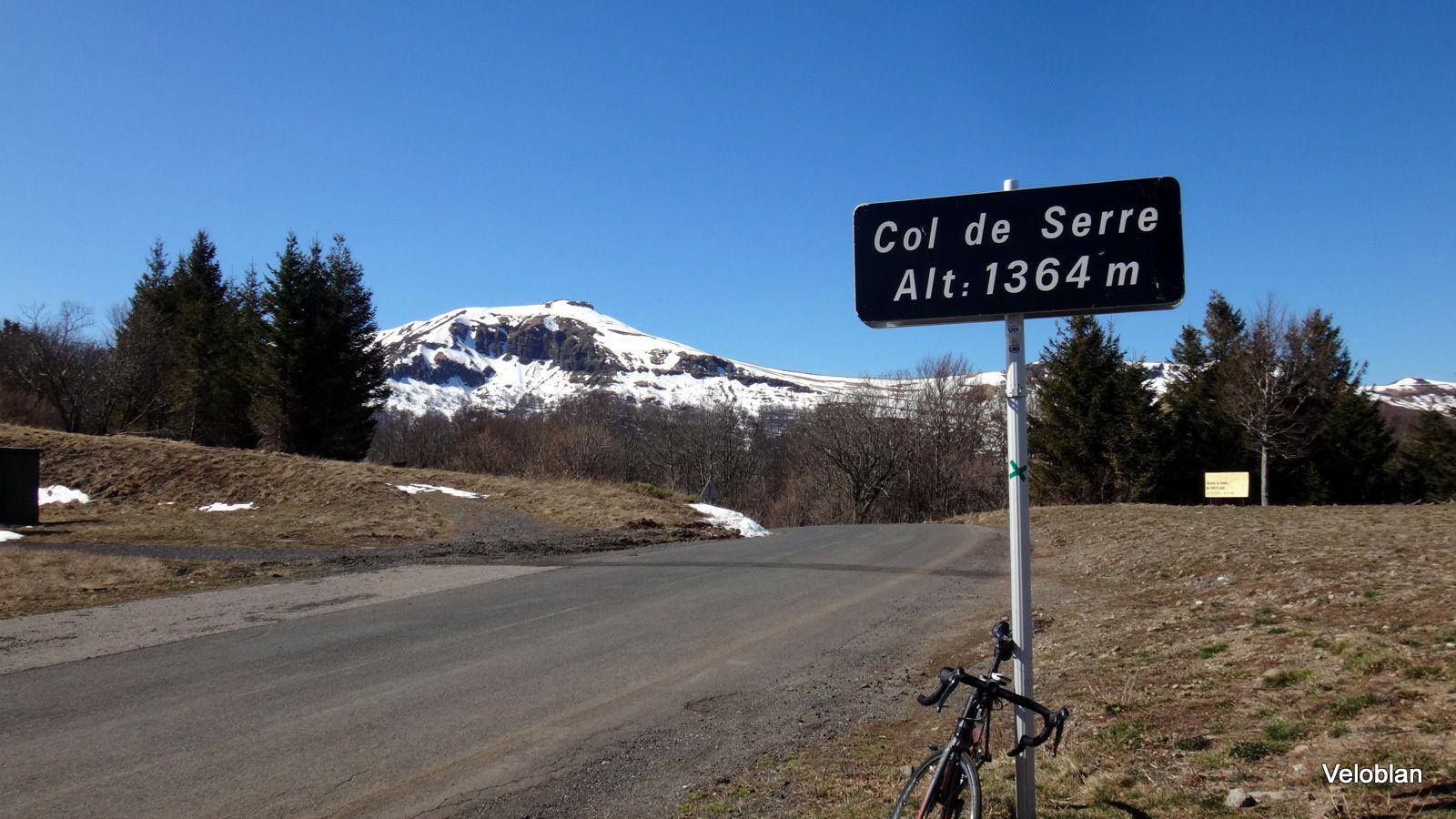 Balade dans le Cantal via le pas de Peyrol