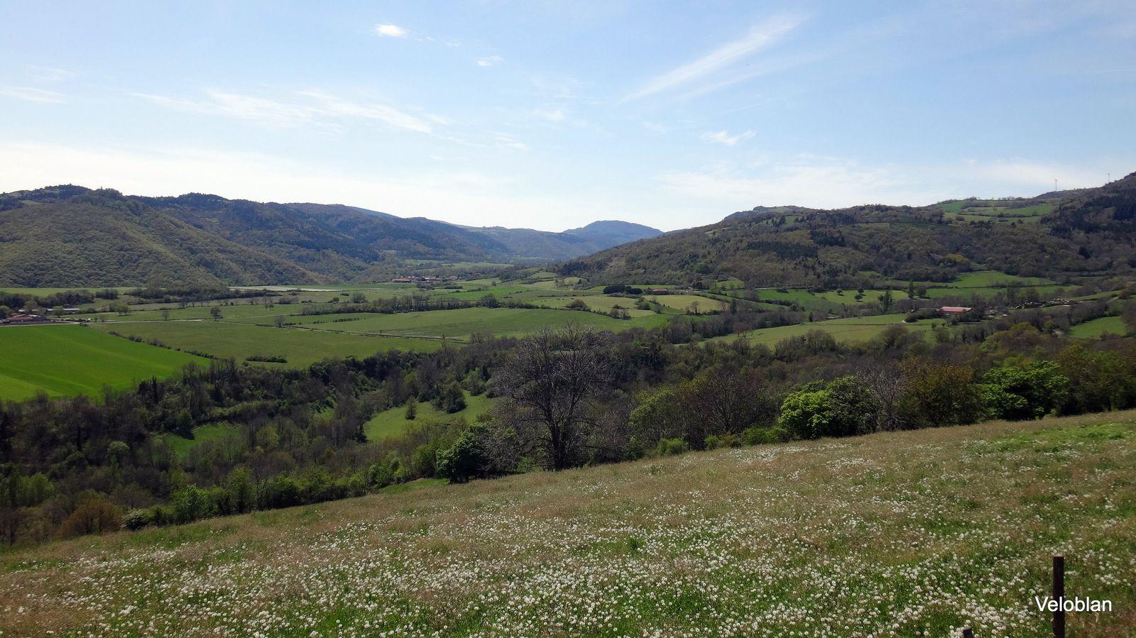 Balade en Cézallier, La Godivelle, Anzat le Luguet, Blesle