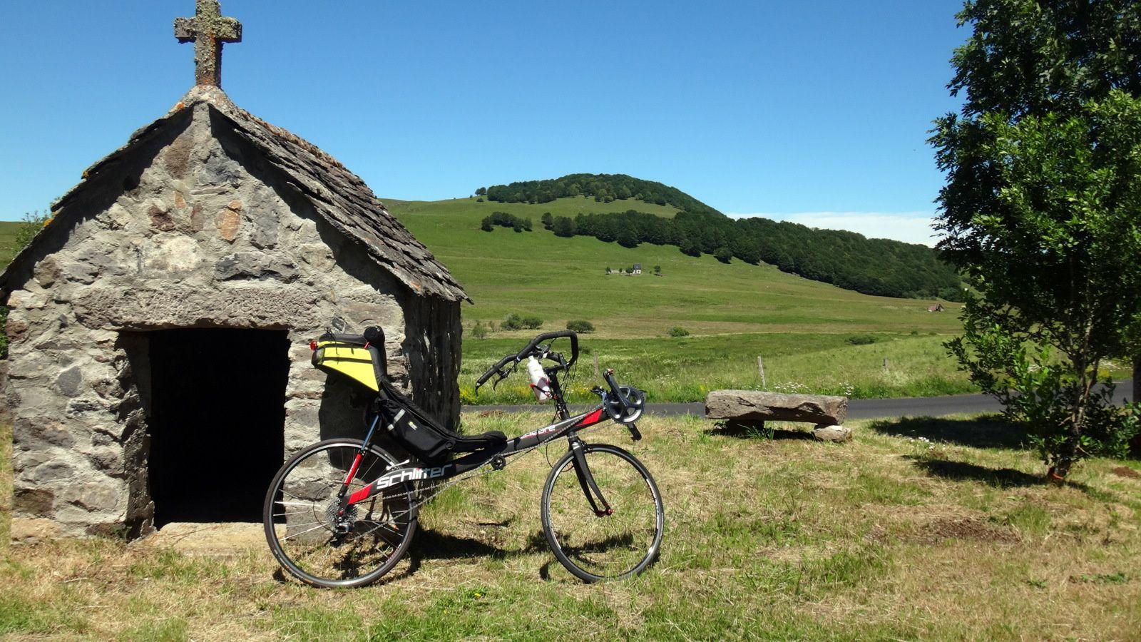 Balade à Allanche ( Cantal )