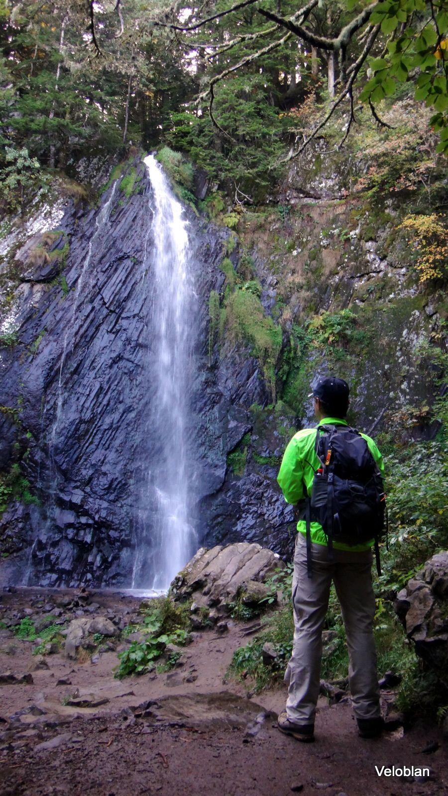 Croix Morand- Les cascades- Croix St Robert