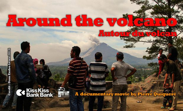 Around the volcano ... a participatory project !
