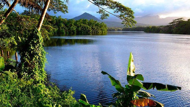 Pohnpei island - photo Canberratimes