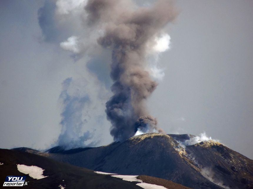 Etna 21.03.2014 - photo Antonioetna / You reporter.it