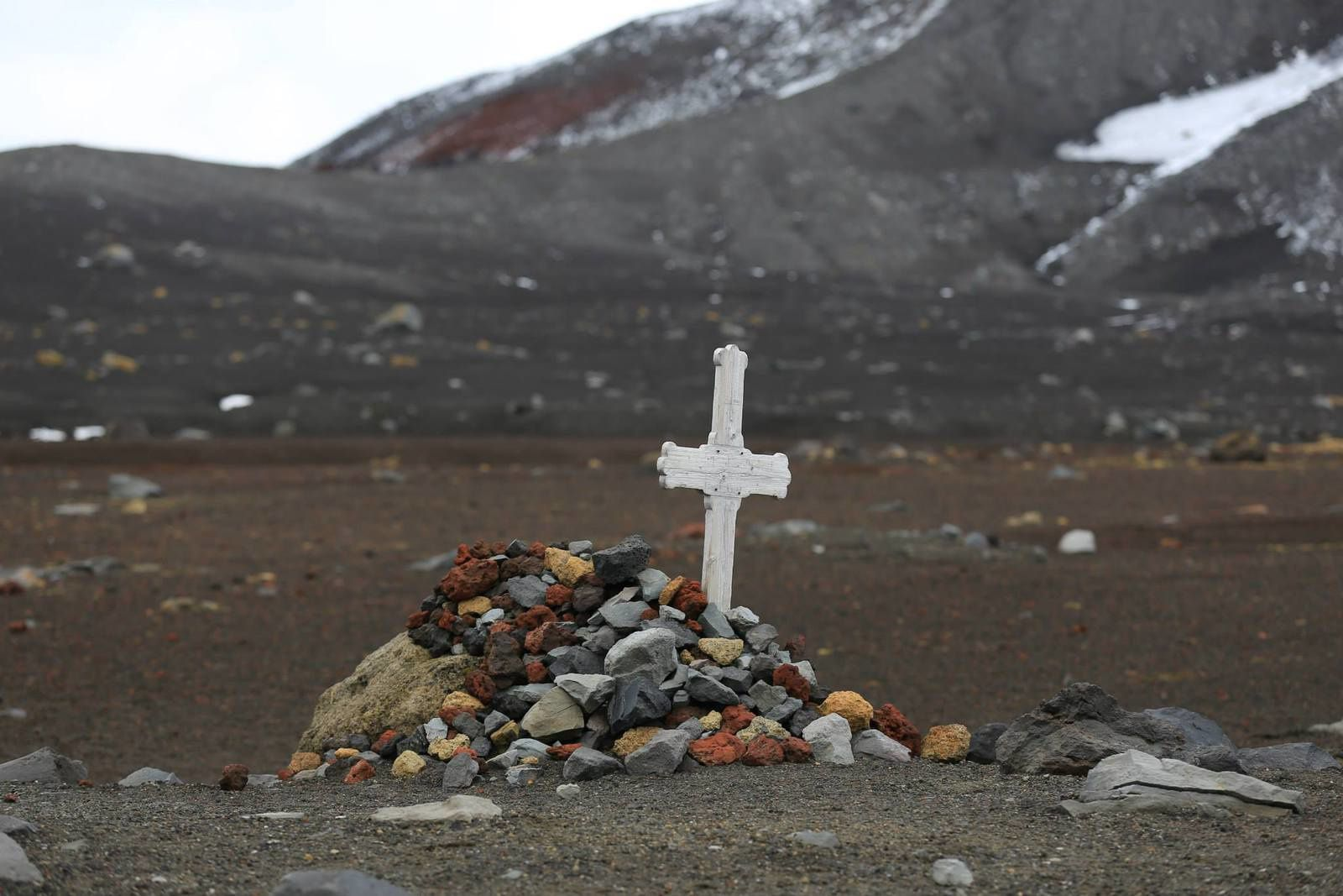 Deception Island - a place of memory - photo Antony Van Eeten 03.2014