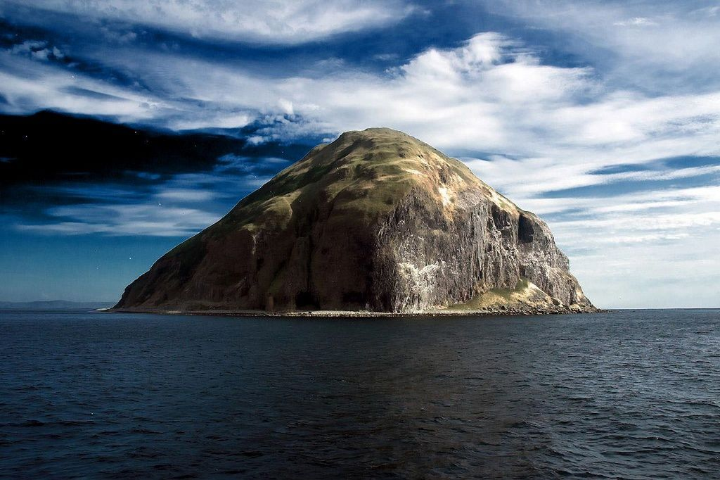 Ailsa Craig island - photo Paul Hart
