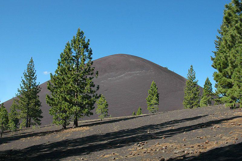 Lassen volcanic park - Cinder Cone - photo Dimi Talen