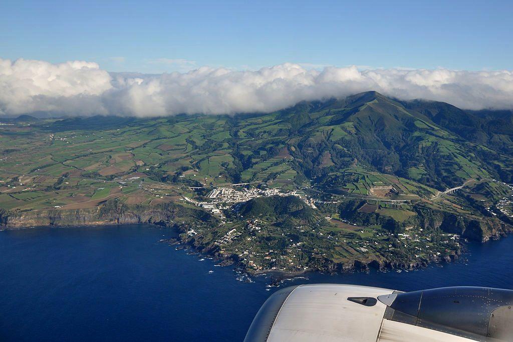 São Miguel  - le massif Agua de Pau - photo Hansueli Krapf