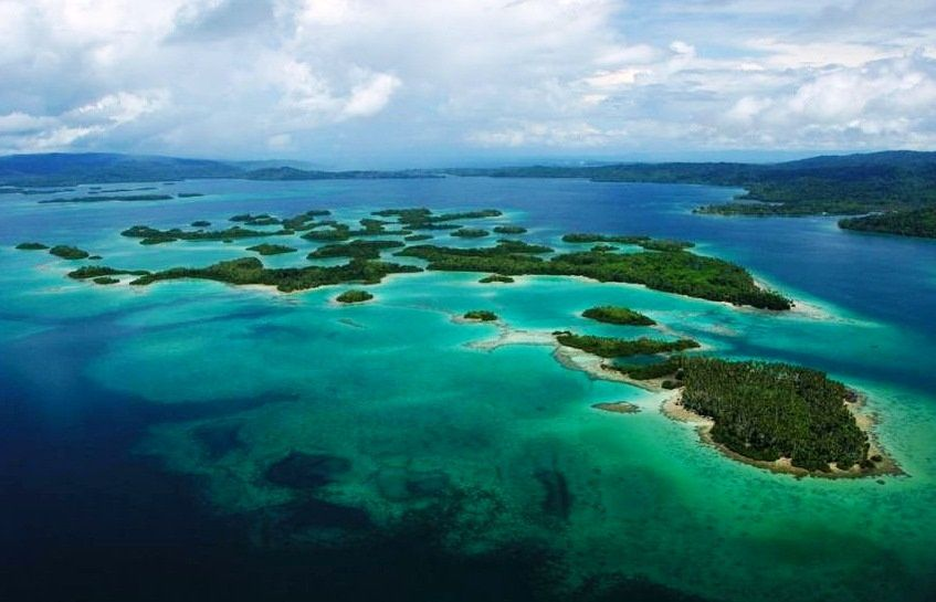 Solomon Islands - Marovo Lagoon - photo Magnificent destination Besttourism