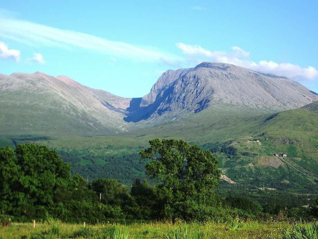 Ben Nevis - photo wikipedia