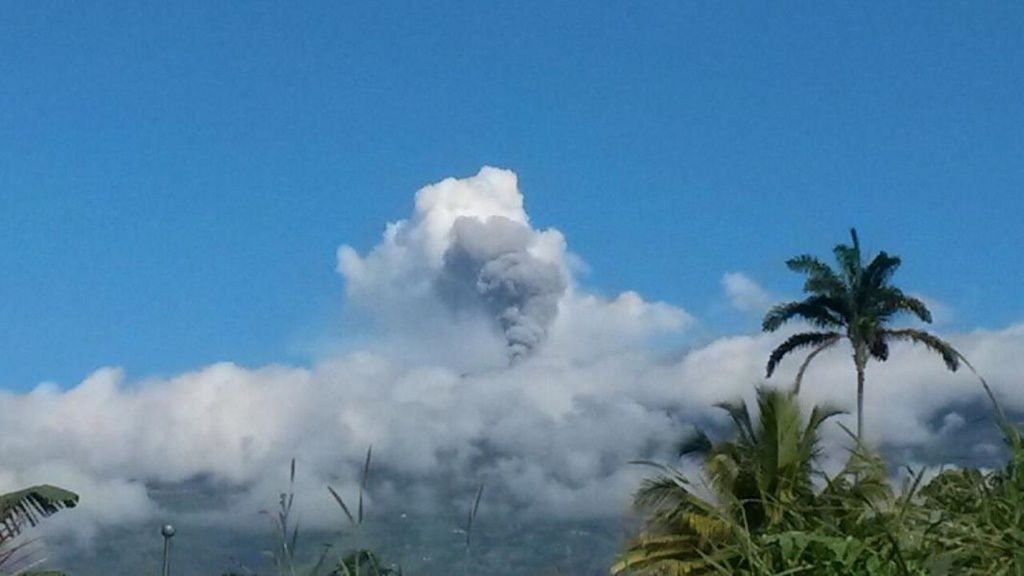Turrialba 08.09.2014 - photo Diario extra