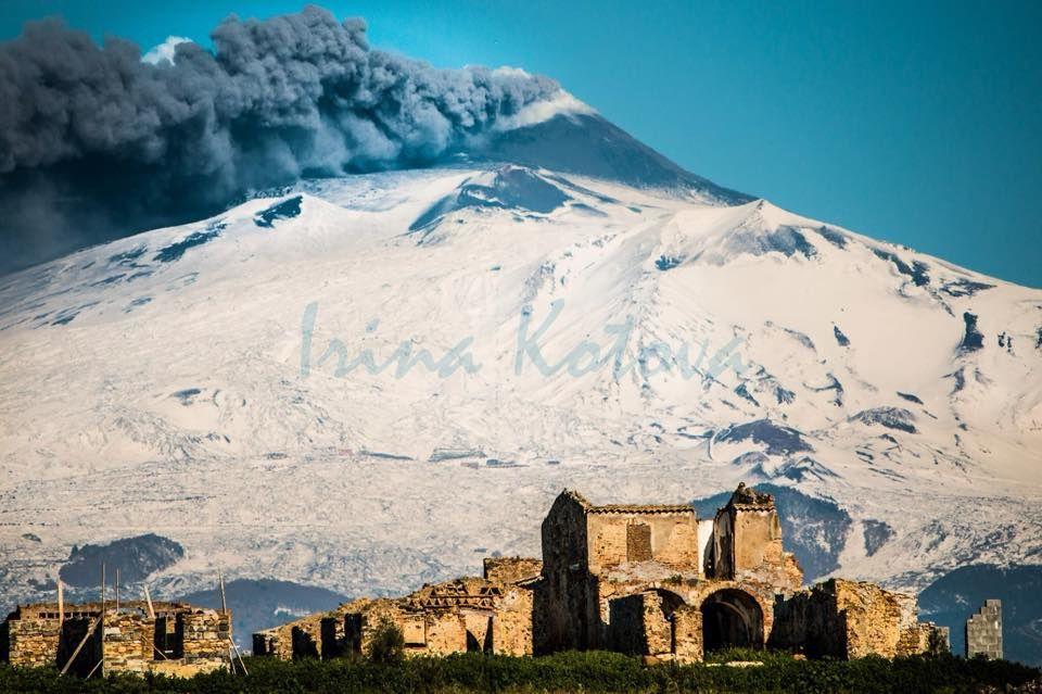 Etna - 01.02.2015 - photo Irina Kotova / Etnanativo
