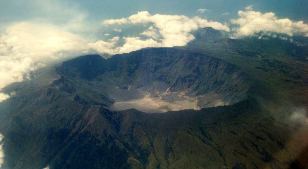 Le Gunung Tambora - photo boguairadek