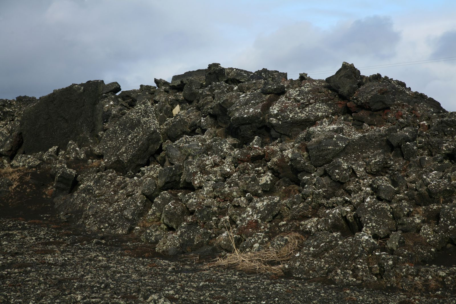 Lavas in the Reykjanes peninsula / Grindavik - photo © 2015 Bernard Duyck