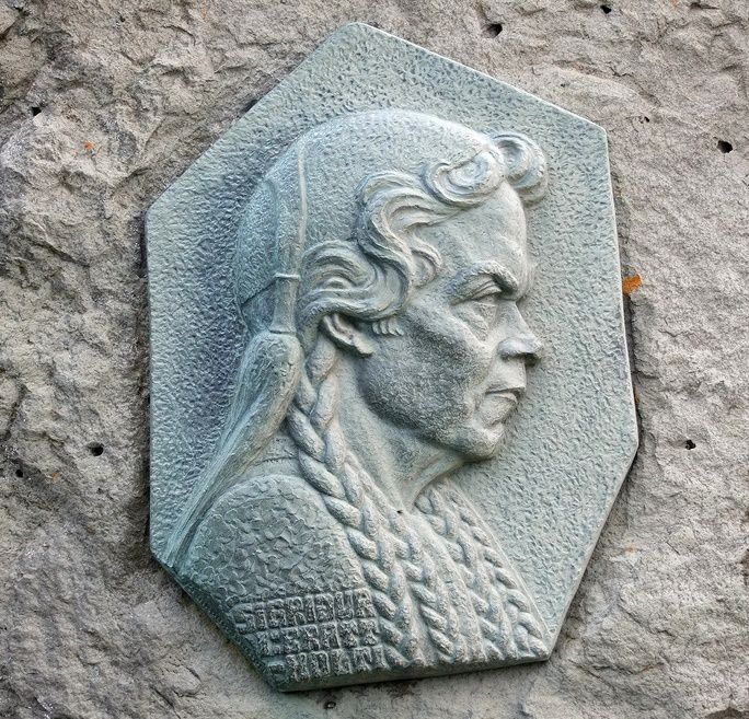 Sigríður Tómasdóttir (1874-1957)  ... elle n'a pas un air commode !