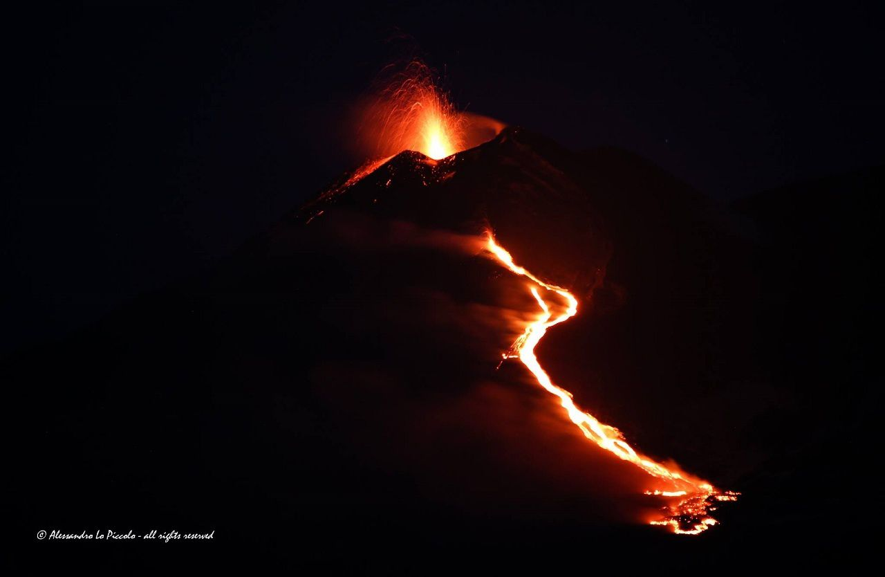 Etna NSEC - 14.05.2015 / vers 5h - photo  © Alessandro Lo Piccolo - all rights reserved