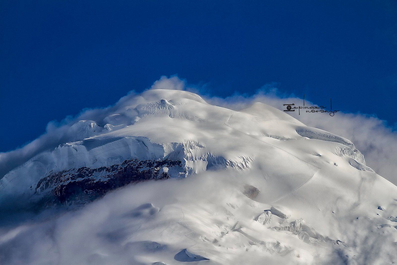 Cotopaxi - photo Jose Luis Espinosa-Naranjo, 2015.