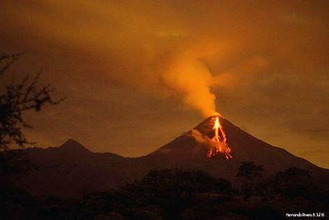 Colima - photo Hernando Rivera / 08.07.02015 Twitter