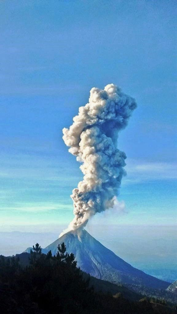 Colima - plume to 1,800 m 09/12/2015 - photo Proteccion Civil Jalisco
