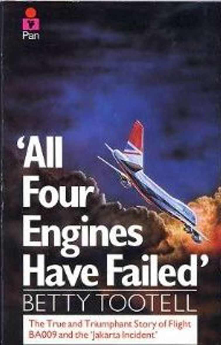 All four engines have failed betty tootell