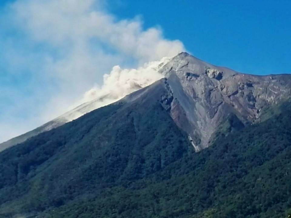 Fuego - 11.29.2015 - photo Conred