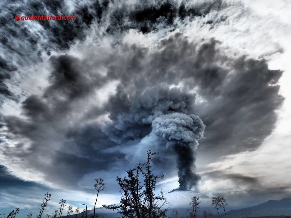 Etna - 04.12.2015 - photo Etna nord / Facebook