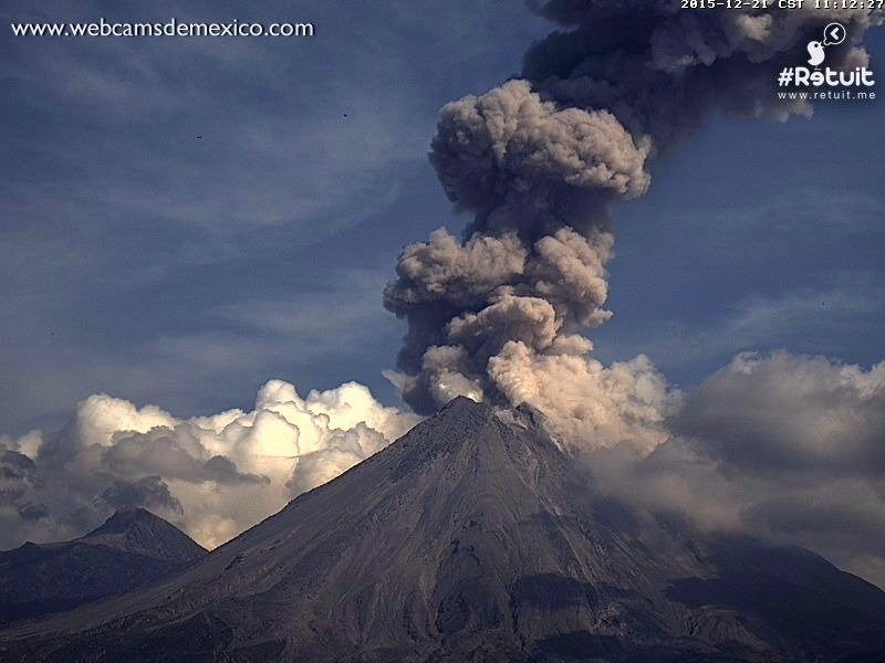 Colima - 21.12.2015 / 11h10 - 11h12 - photos webcamsdeMexico