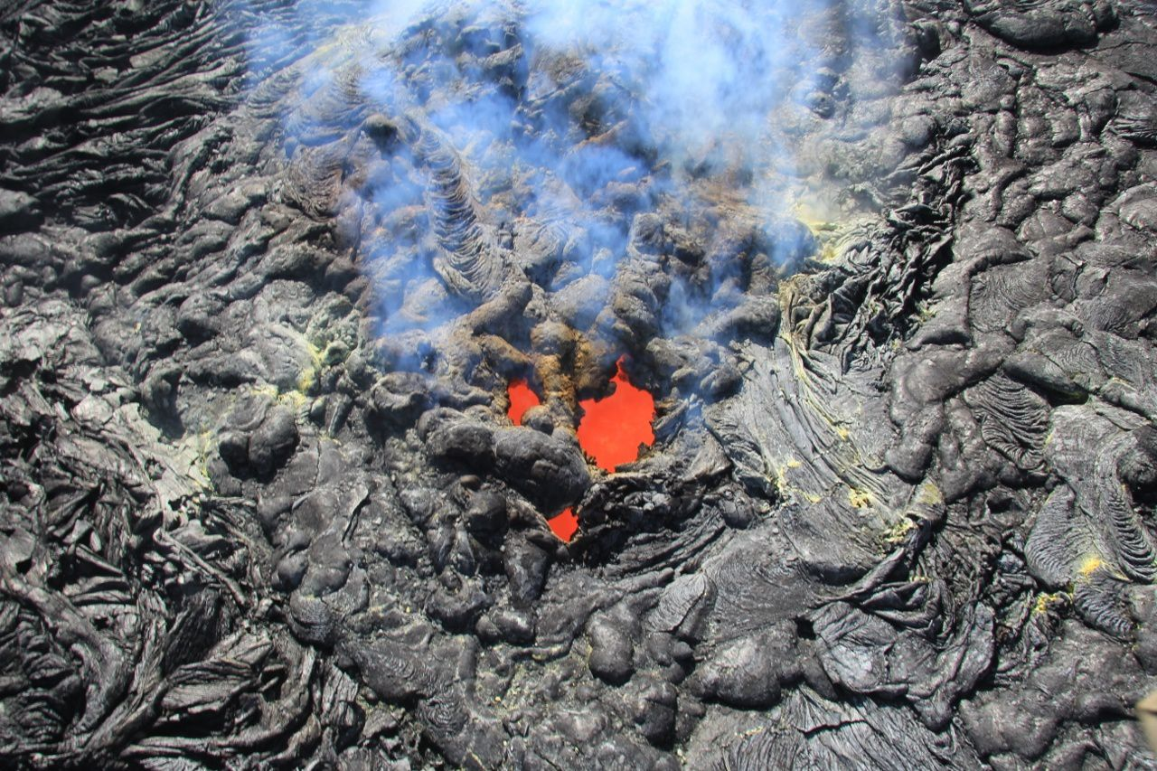 photo Hawaiian Volcano Observatory / USGS
