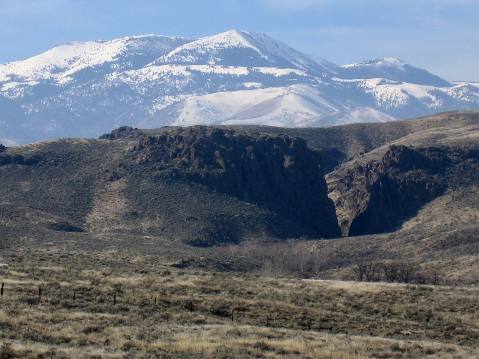 Southwestern Idaho - region of Owyhee - photo Summitpost